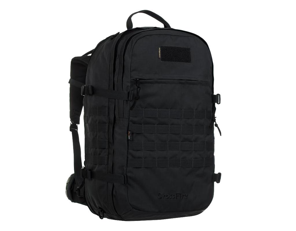 Plecak Wisport Crossfire 45-65 l Black