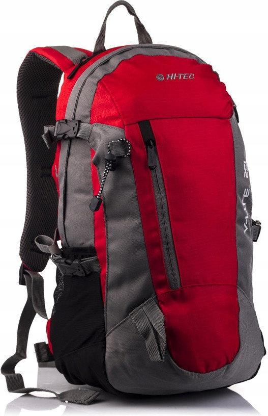 Hi-tec Plecak sportowy Felix 25L Red Dark Grey