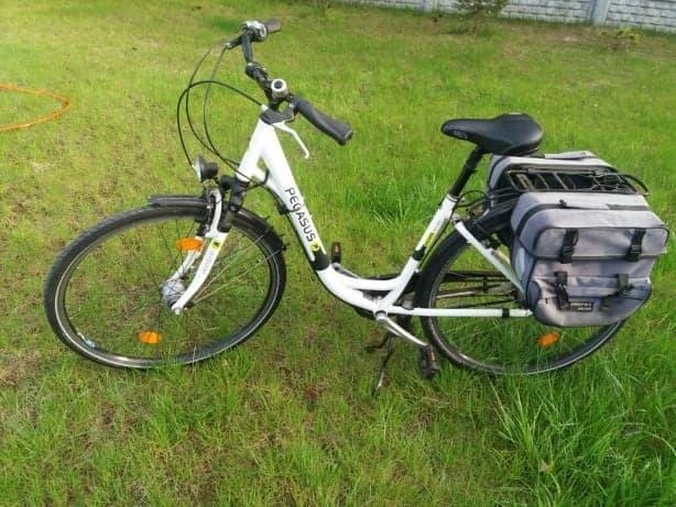 Rower Pegazus Solero Aluminiowa rama 7 biegów