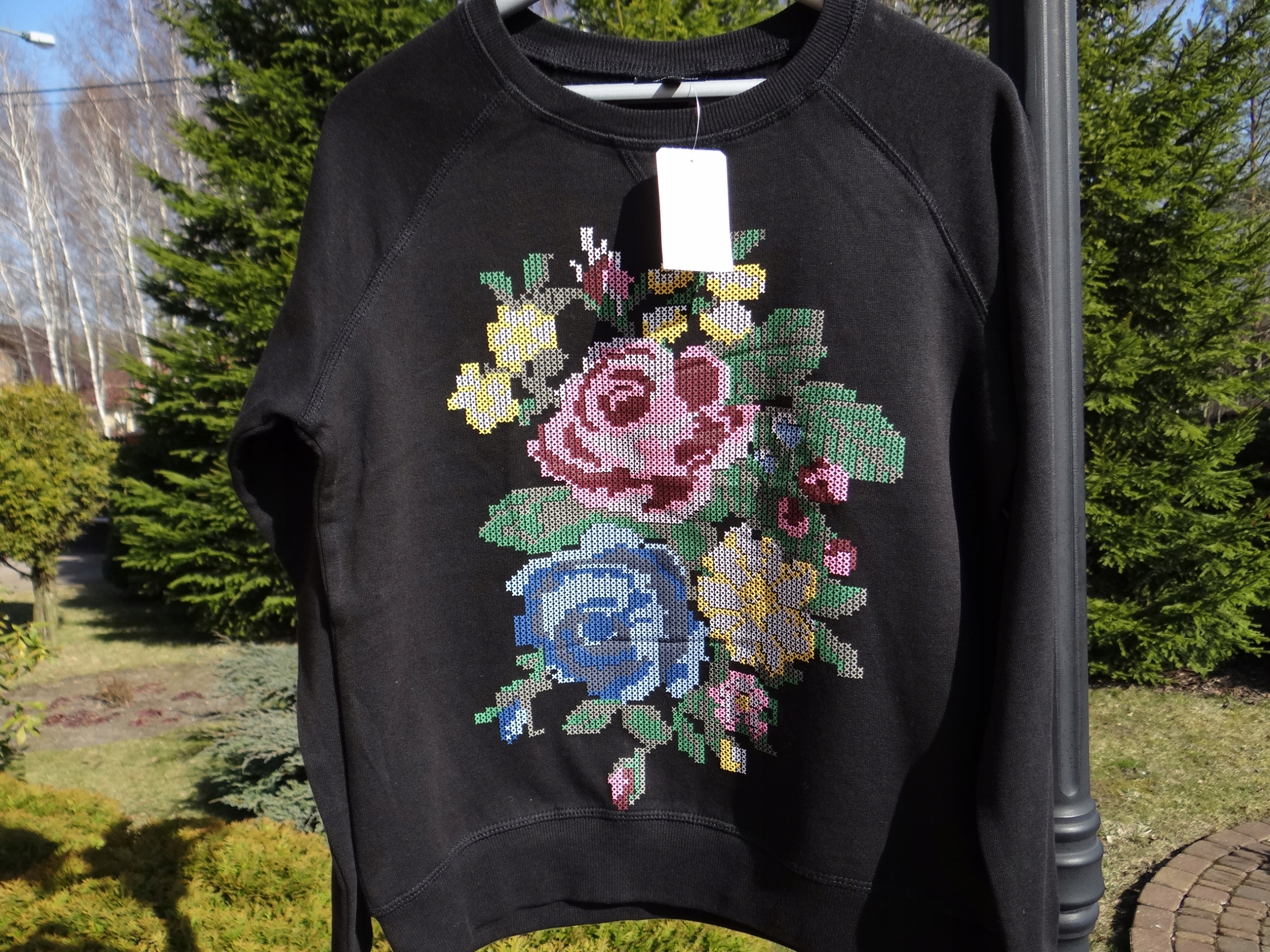 Bluzka Bluza KappAhl r 128 cm