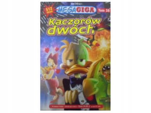 Mega Giga. komiks. kaczorów dwóch - red. A. Skura