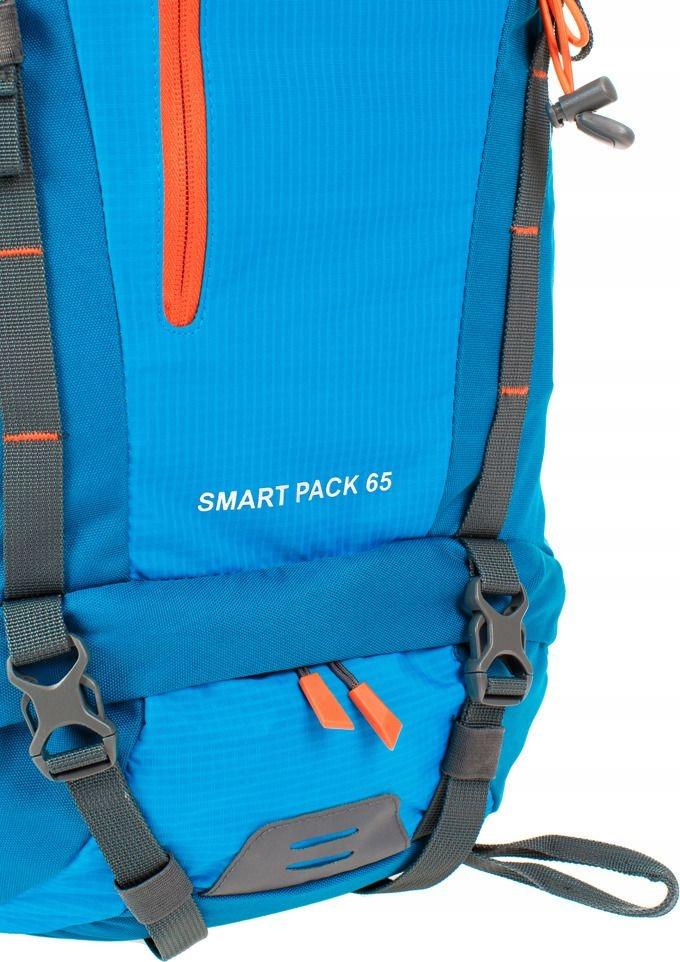 8fac63b2e5983 Peme Plecak turystyczny Smart Pack 65 niebieski - 7183148992 ...