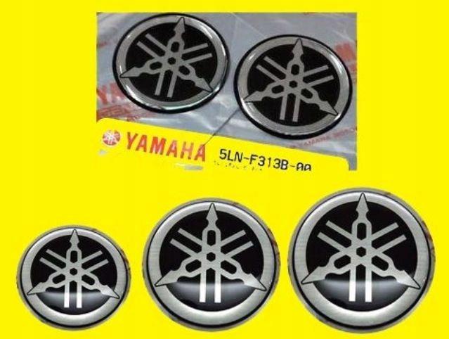 Logo Emblemat Yamaha 35 mm Kamerton Majesty MT FZ