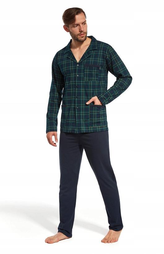 Cornette 114/34 B6256 piżama męska bawełniana L