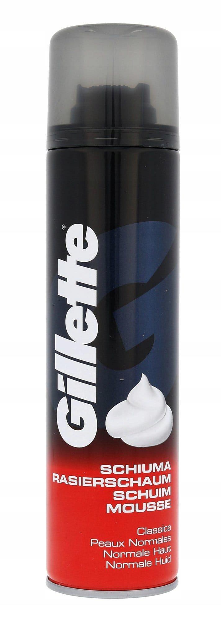 Gillette Shave Foam Classic Pianka do golenia 300
