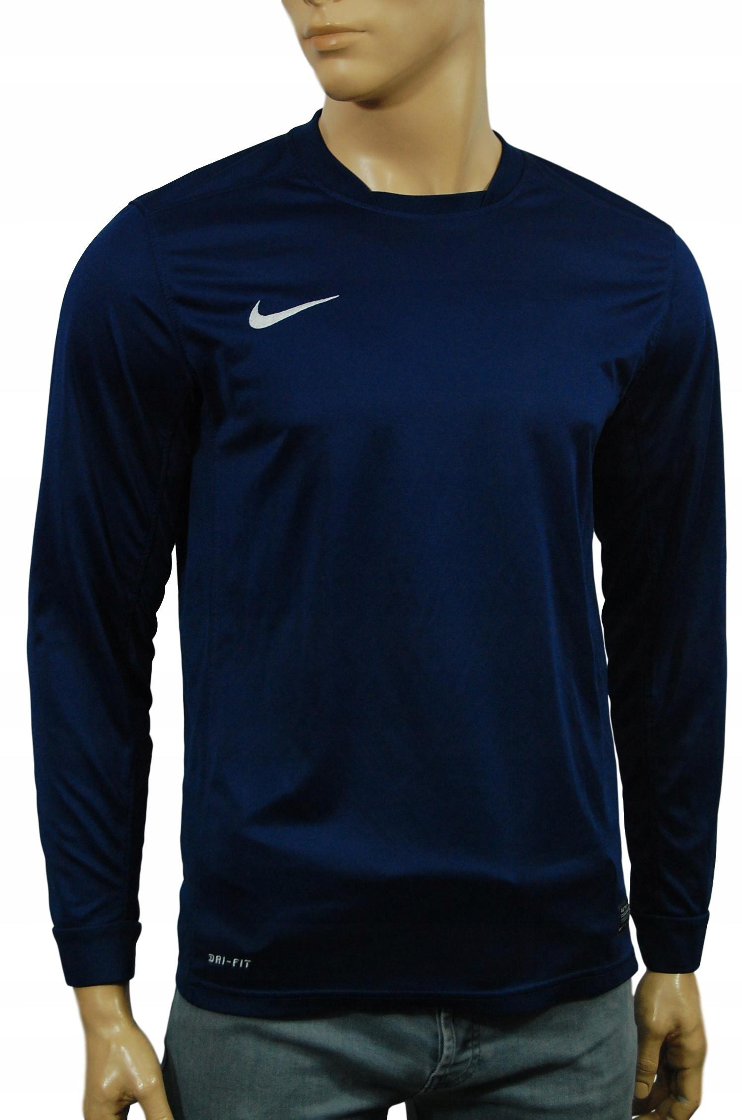NIKE DRI-FIT long sleeve, bluza r. L