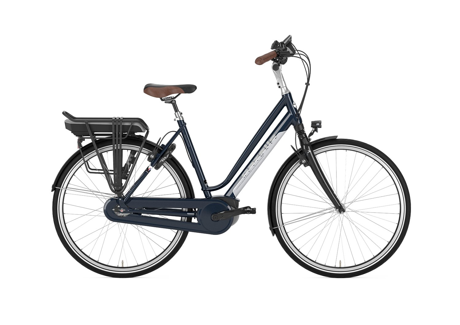 GAZELLE Ultimate C8 Bosch Active Line Plus