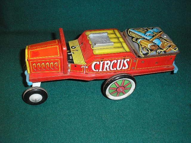 Samochód CIRCUS Made in Japan 24 cm,