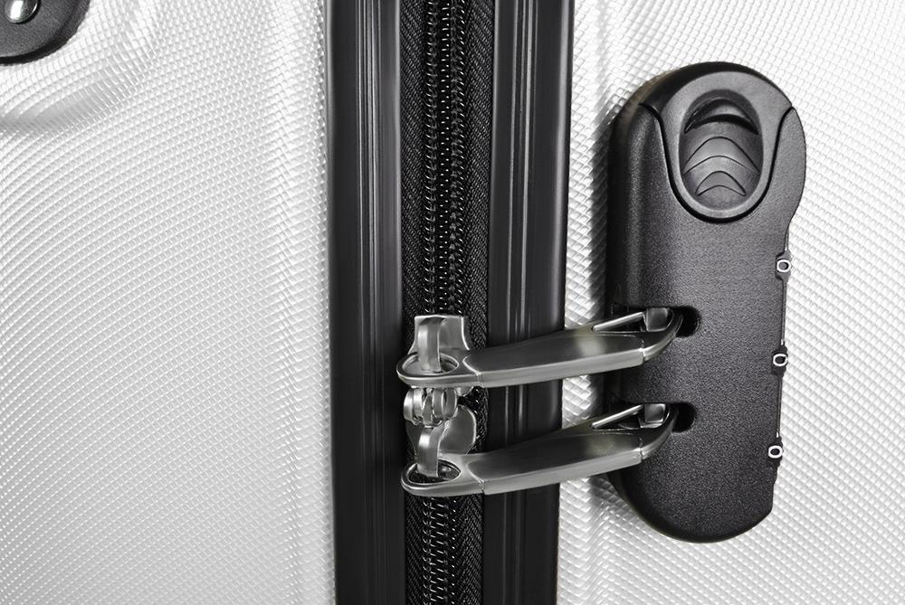 eb039b0363e38 Zestaw WALIZEK 3w1 komplet walizka KÓŁKA torba sz* - 6913200968 ...