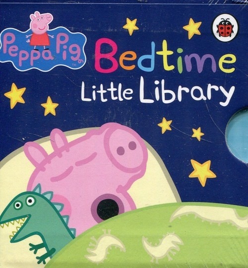 Peppa Pig Bedtime Little Library