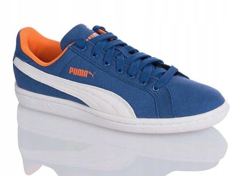 Puma buty sportowe dziecięce Smash 630160 03 31