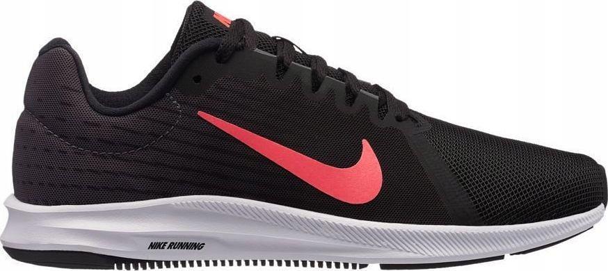 Buty Downshifter 8 Wm's Nike (czarno białe)