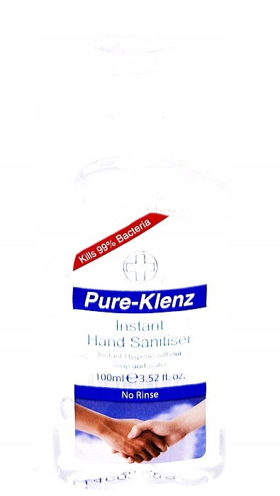 9156-21 PURE KLENZ.. d#k PLYN HIPOALERGICZNE 100ML