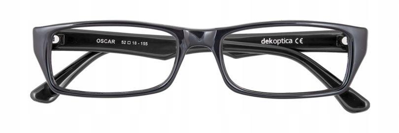 DEK OPTICA OSCAR oprawy oprawki modne stylowe HIT