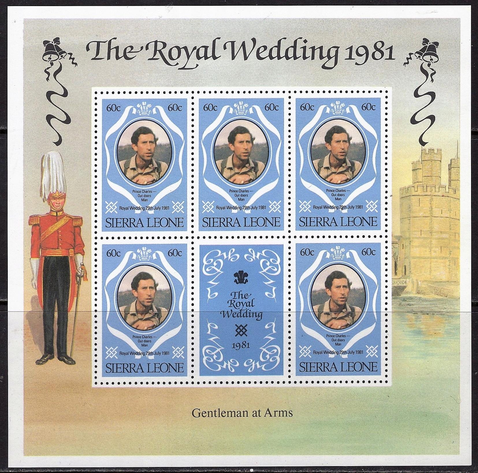Sierra Leone royal wedding czyste **