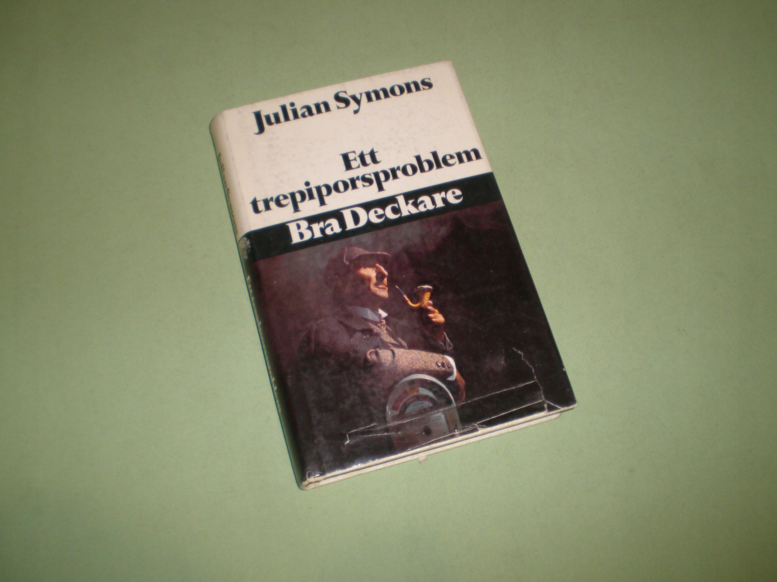 Julian Symons - Ett trepiporsproblem