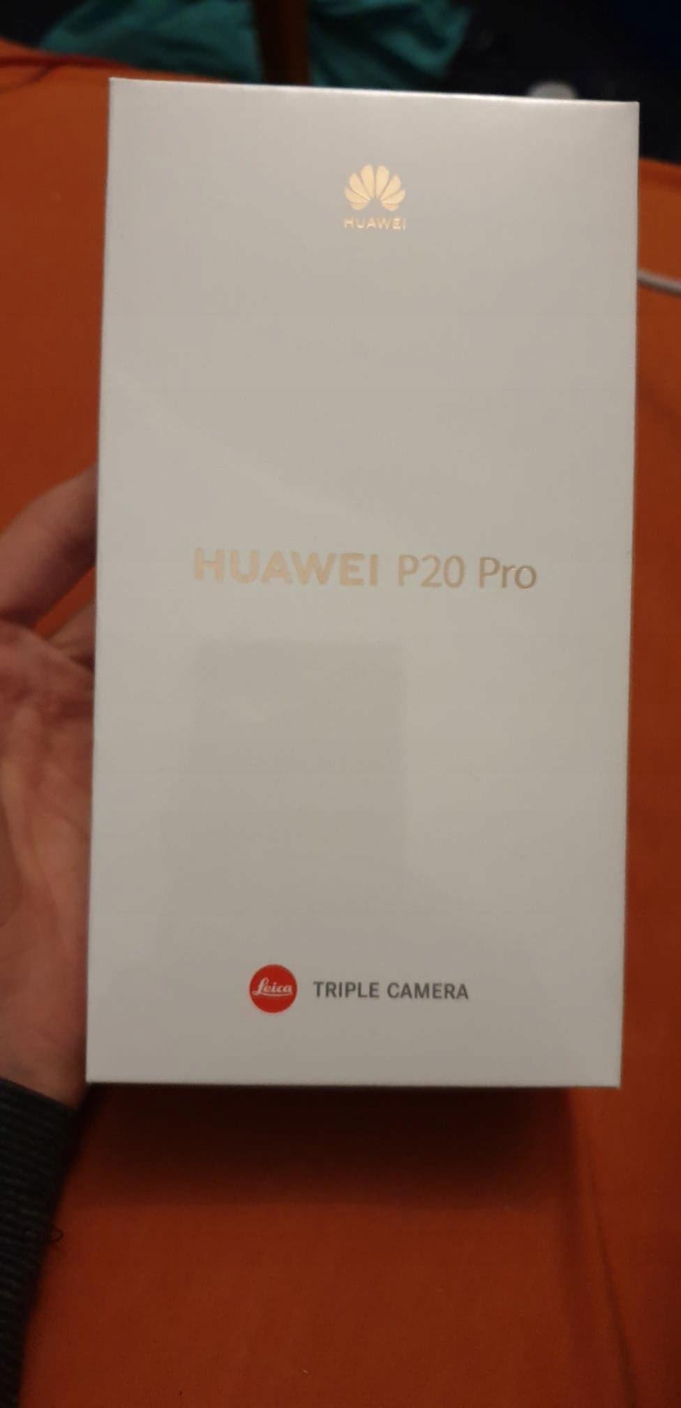 HUAWEI P20 PRO NOWY FIOLET GWAR24M DARMOWA WYSYLKA