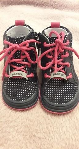 Buty dziecięce firmy BARTEK rozmiar 19
