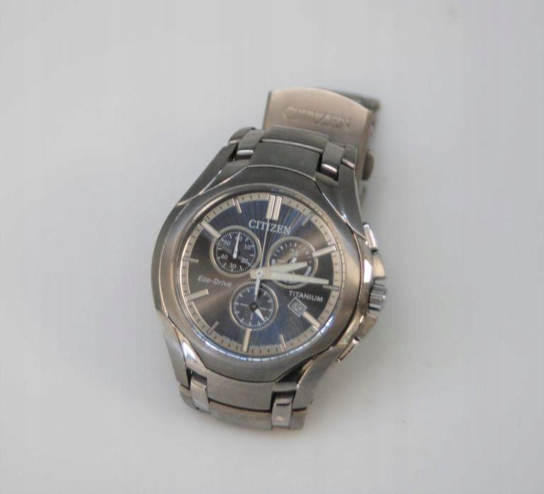 CITIZEN ECO-DRIVE H500-S063477 BASE TITANIUM