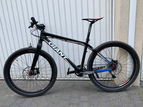 Rower Giant XTC Carbon Deore XT 9KG