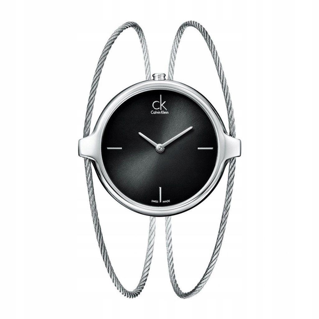 Zegarek Męski Calvin Klein - K2Z2S1 Szare / NOSIZE