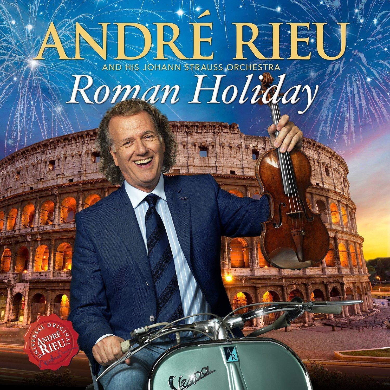 Andre Rieu Roman Holiday CD+DVD OKAZJA z UK