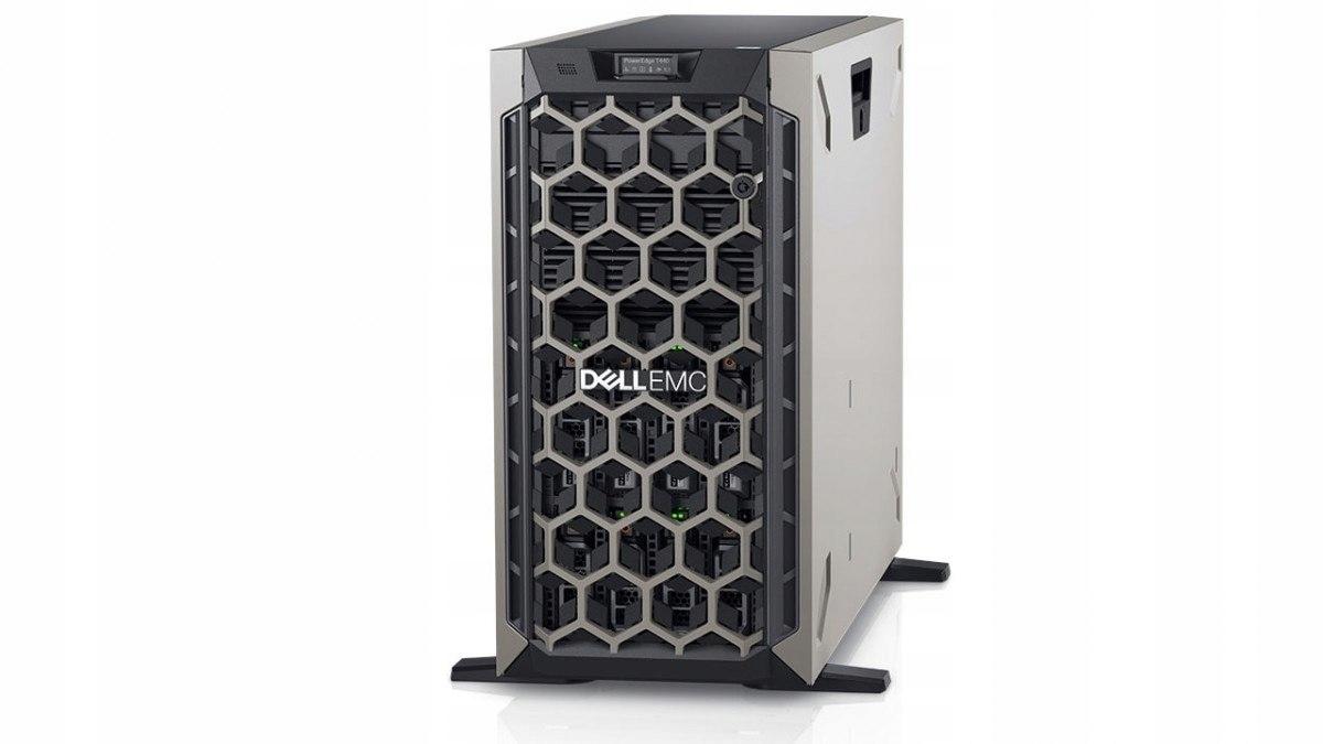 #Dell T440 Silver 4110 16GB H730P 600GB 3Y