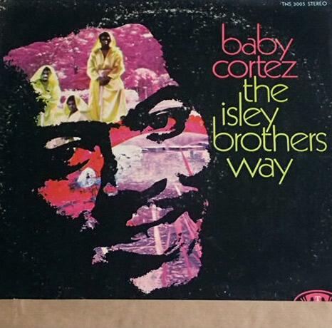Dave Cortez - Isley Brothers Way (Lp U.S.A.1Pres)