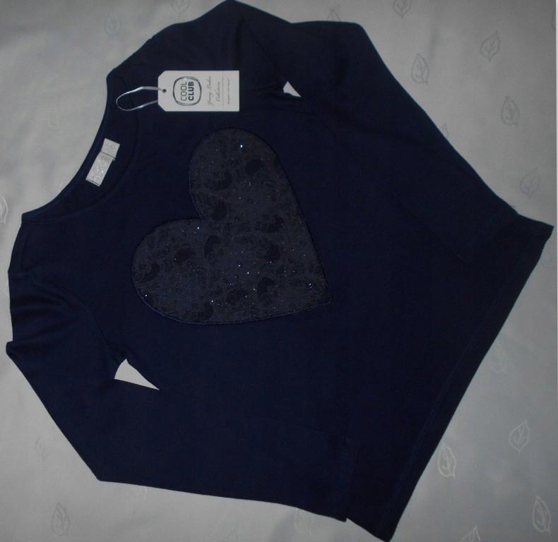 NOWA Bluzka COOL CLUB dla dziewczynki*r152