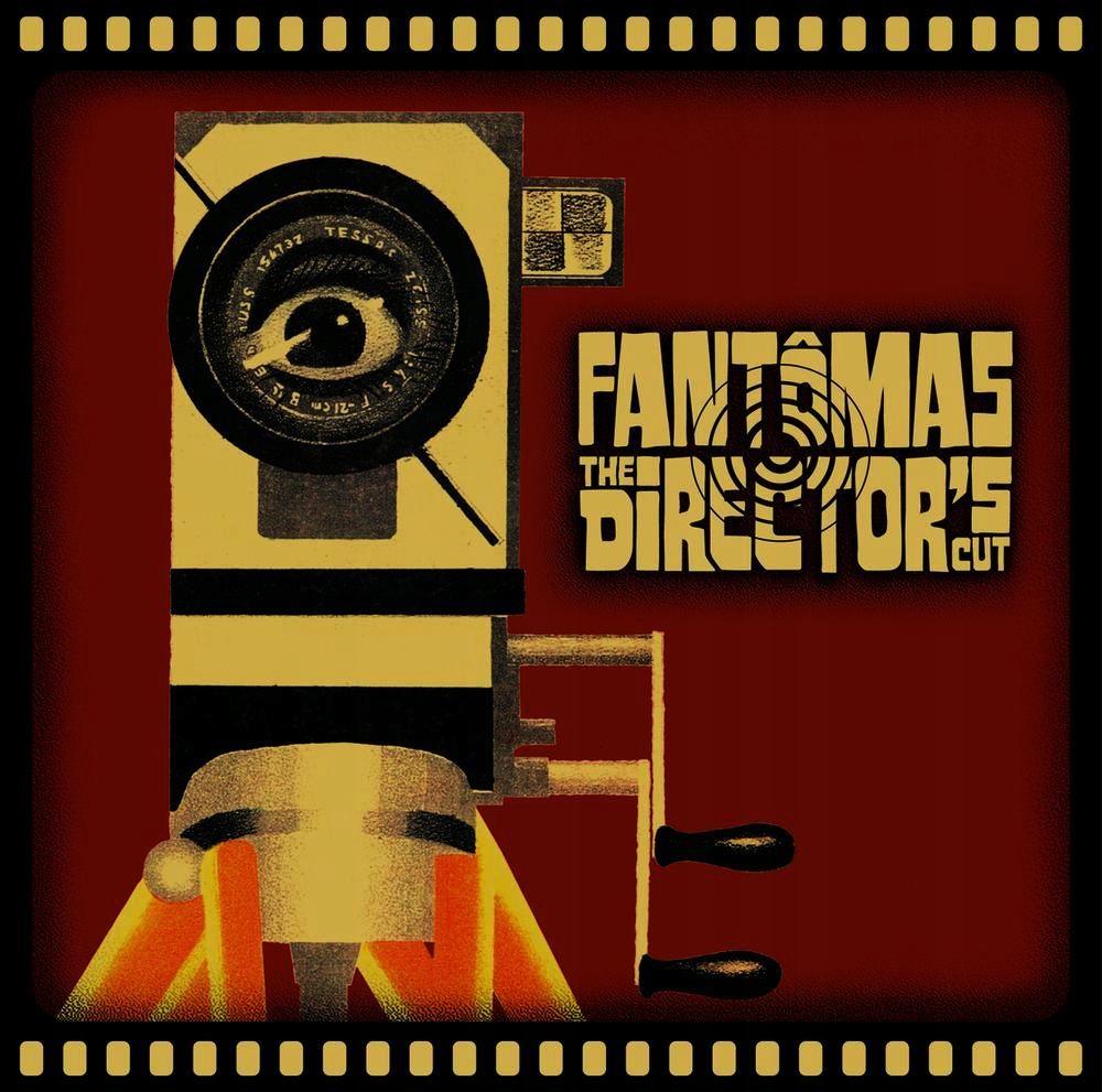 FANTOMAS The Director's Cut PATTON Lombardo FOLIA