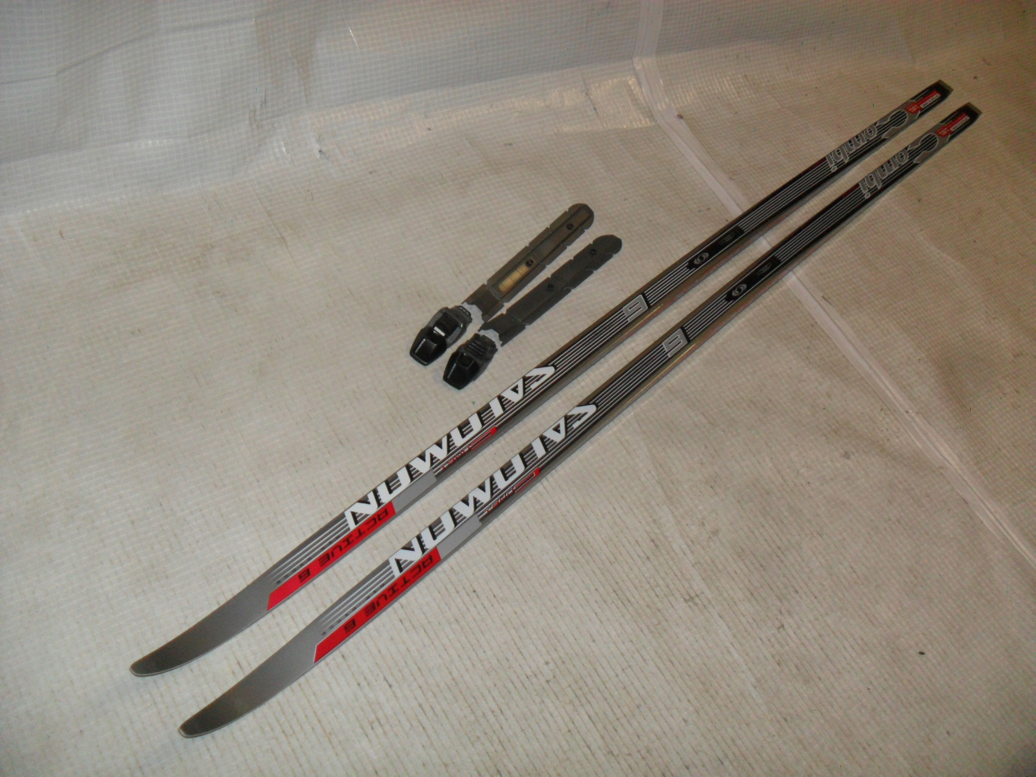 narty biegowe Salomon Active 6 combi 191+ wiązani