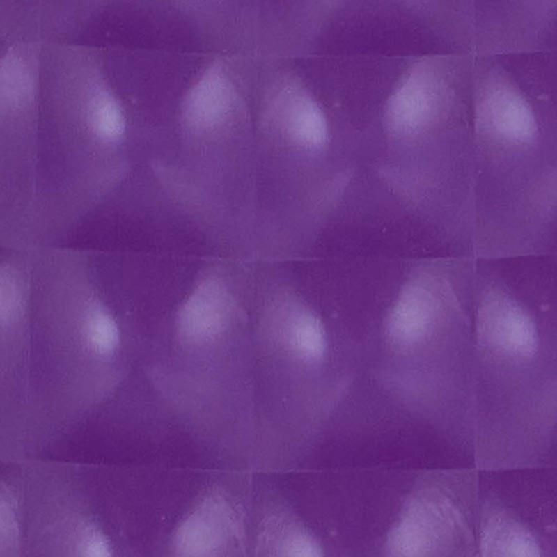 Folia odcinek kocie oczko fioletowa 1,52x0,1m