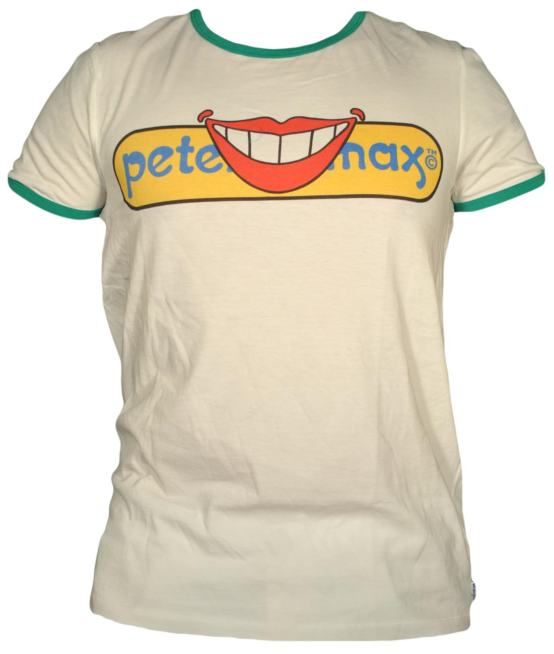 WRANGER PETER MAX t-shirt męski SMILE TEE _ M 38