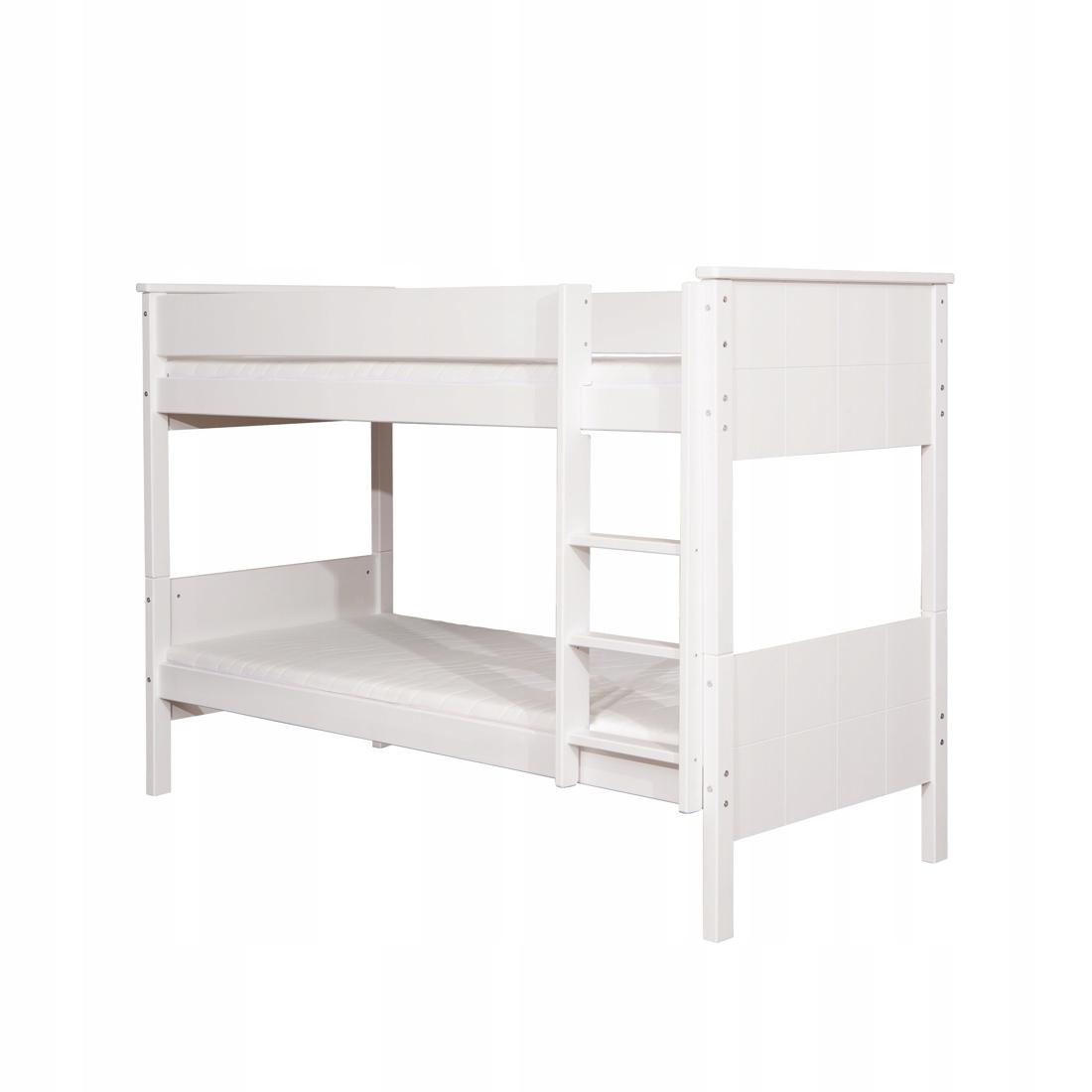 Meble Doktór łóżko Piętrowe Eryk Z Materacami 7398481528