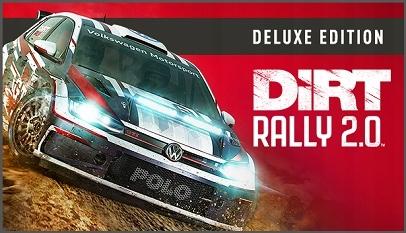 DiRT Rally 2.0 Deluxe Edition - PrzedsprzedażSteam