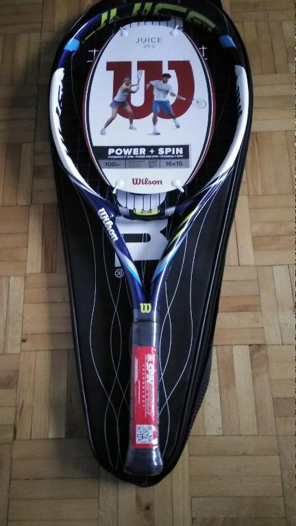 Rakieta tenisowa Wilson Juice 25S