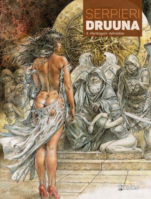 Druuna Tom 3 Mandragora Aphrodisia [Serpieri Paolo