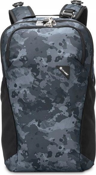 Pacsafe Plecak sportowy Vibe 20L Grey/Camo (PVI602