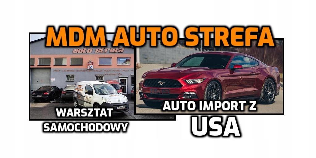 Import samochodów aut auta z USA Francji Niemiec