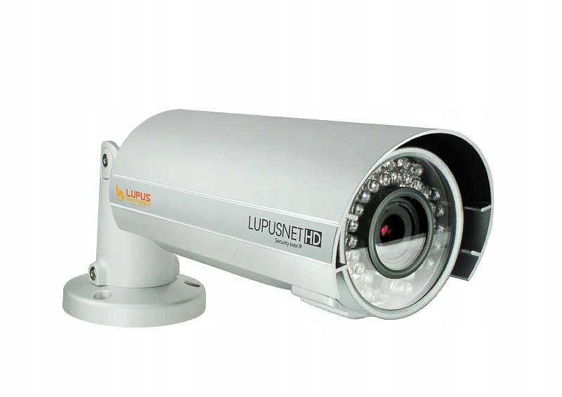 S626 LUPUSNET HD LE936 Plus PoE Kamera Monitoring