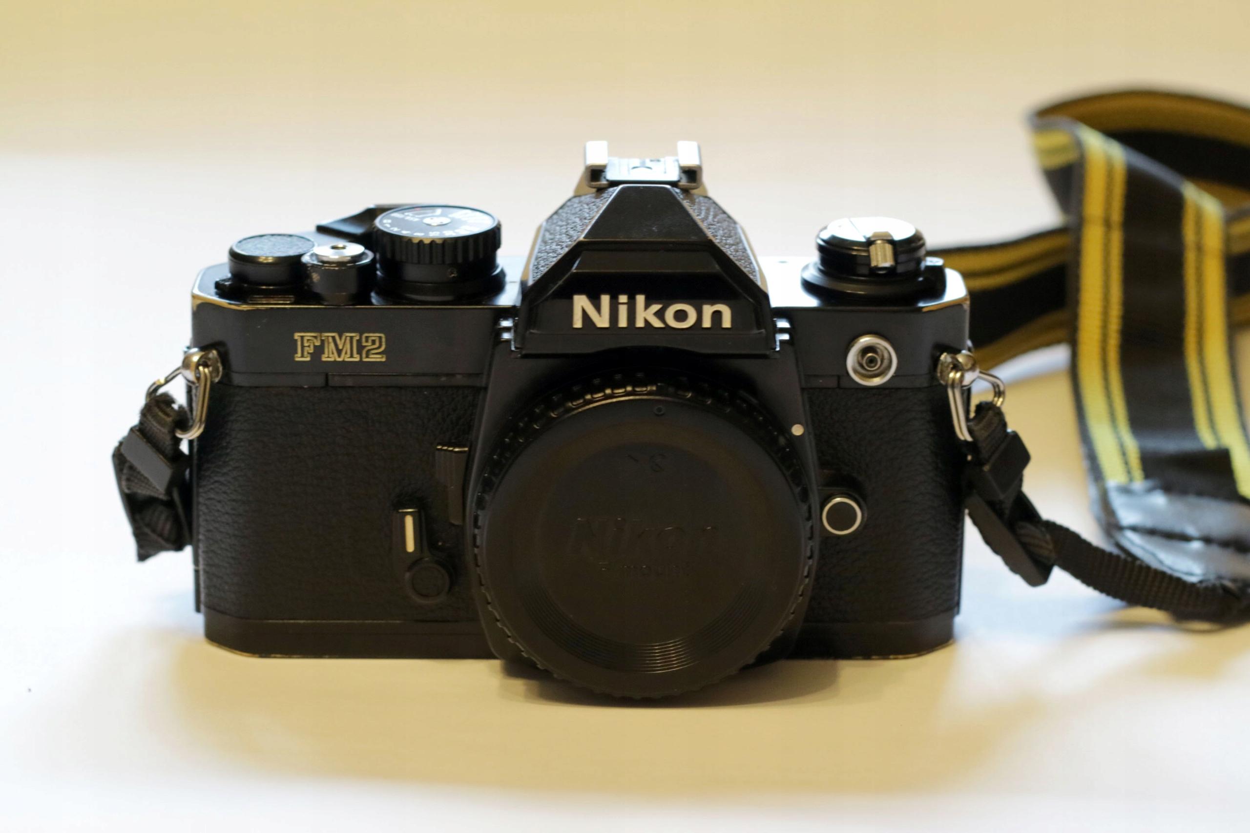 Nikon FM2 zacinająca się migawka (ew. propozycje)
