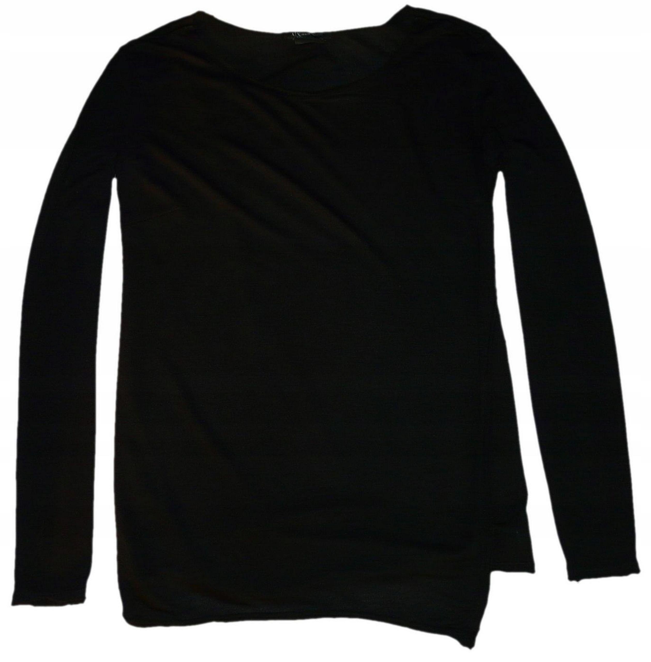 ARMANI EXCHANGE kobieca modna bluzka r. S j.nowa