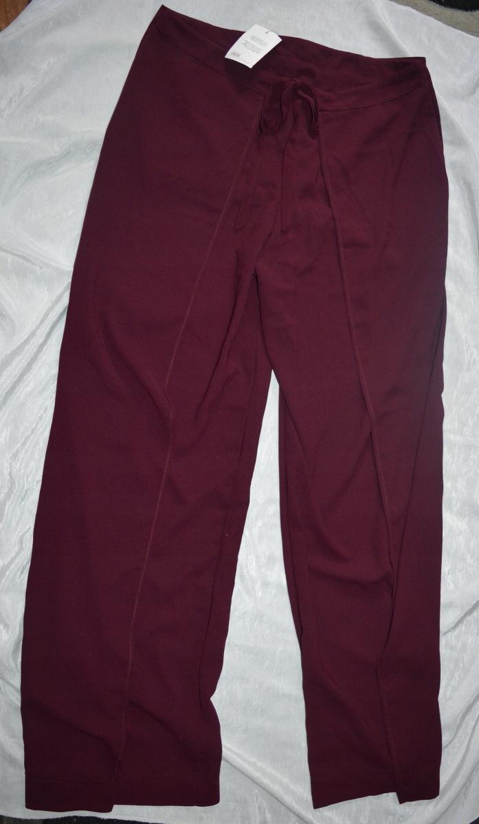 g* Zwiewne spodnie Asos 46
