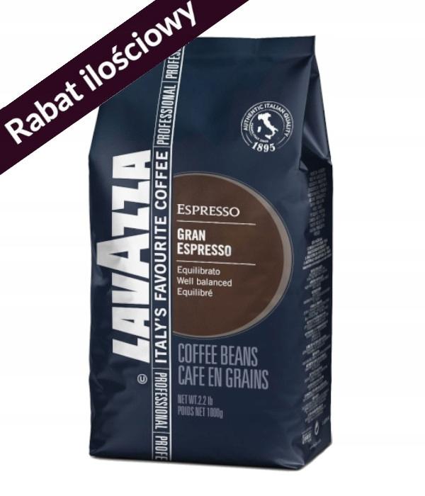 Lavazza Gran Espresso 1 kg kawa ziarnista