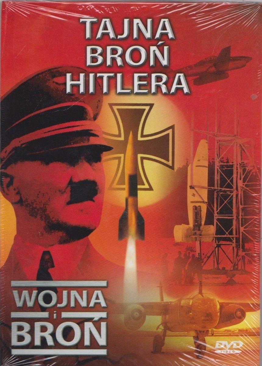 Wojna i Broń Tajna broń Hitlera DVD (booklet)