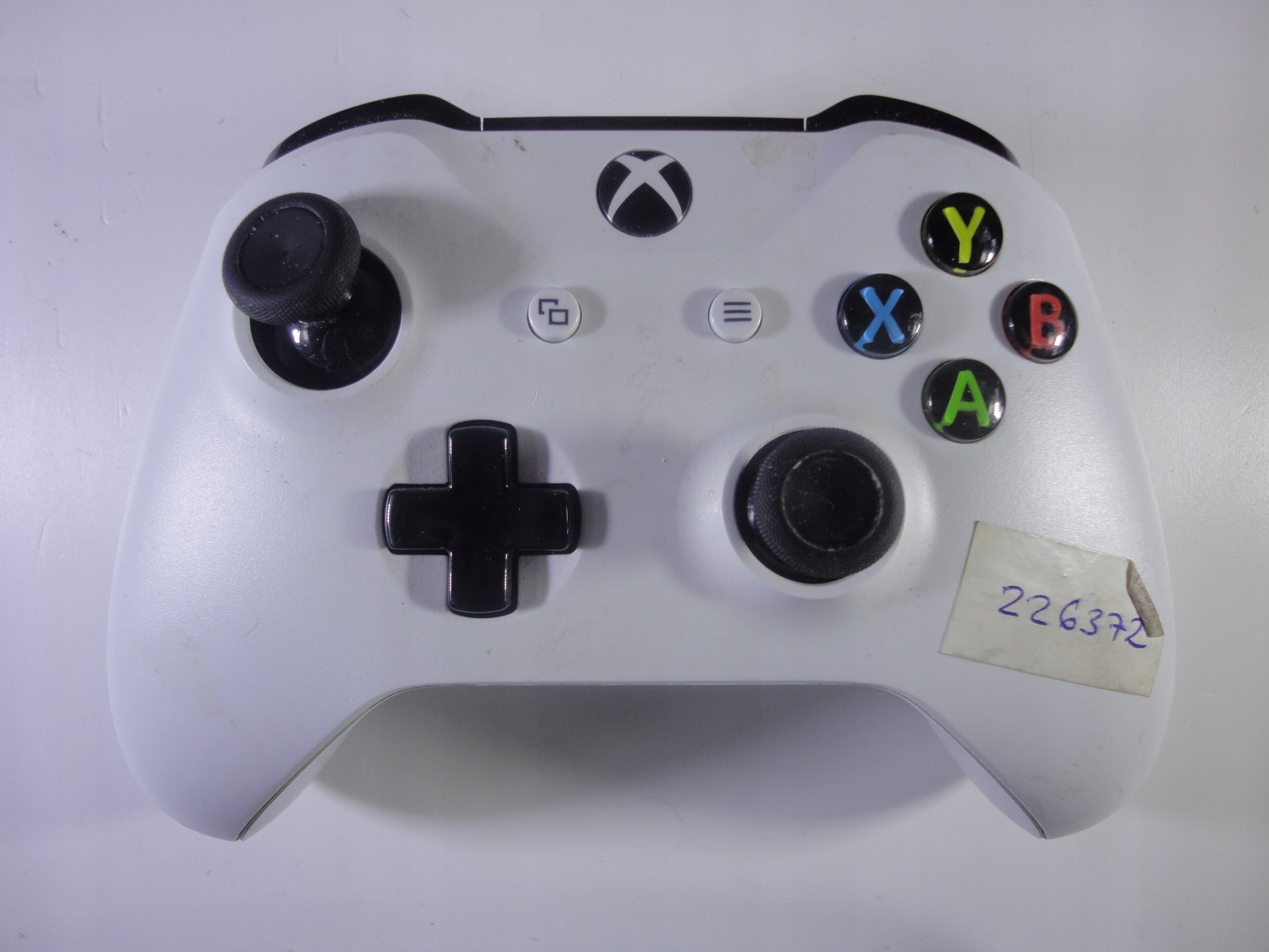 WIRELESS CONTROLLER XBOX ONE MODEL 1708 BIAŁY 8