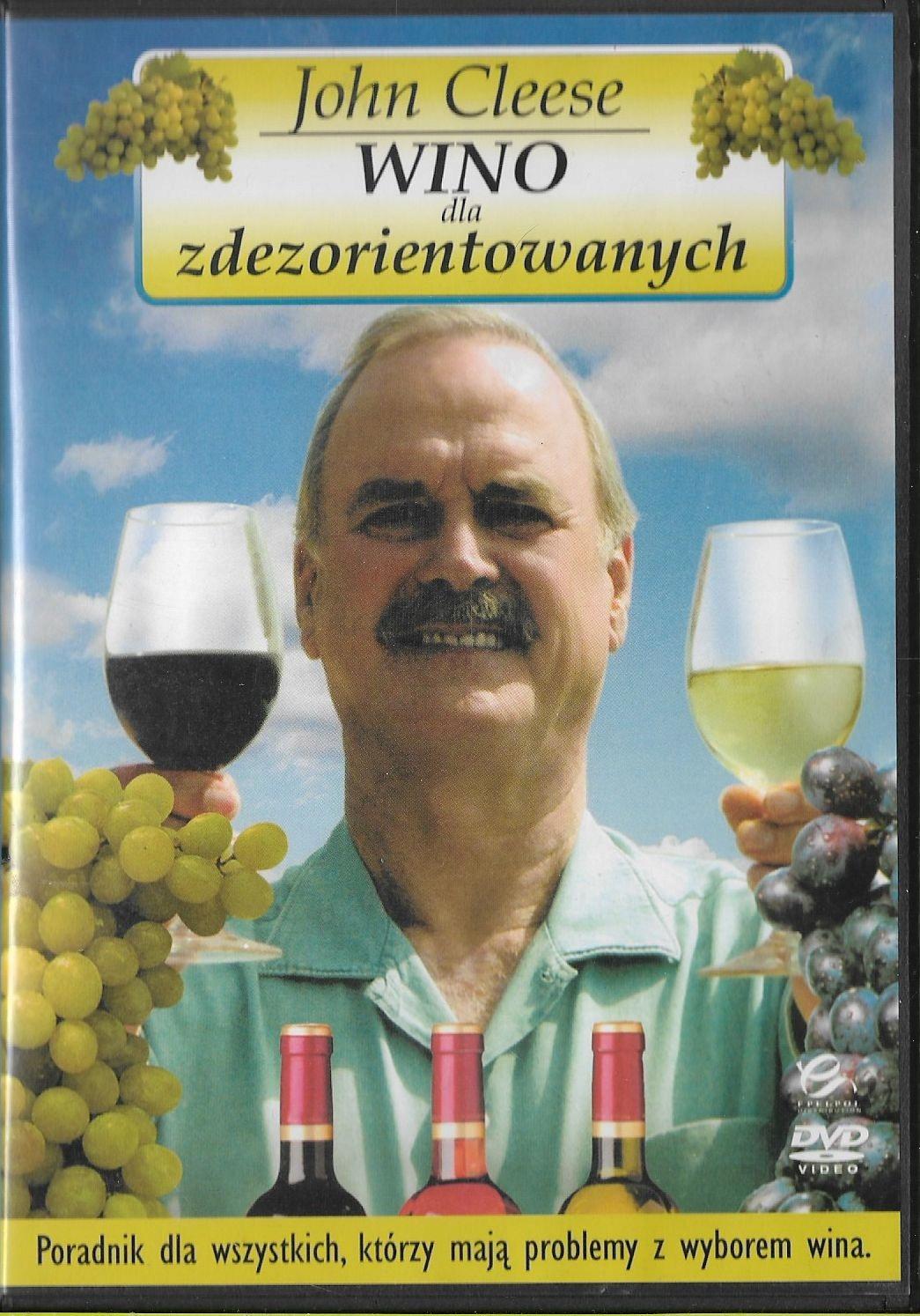 Wino dla zdezorientowanych - John Cleese DVD