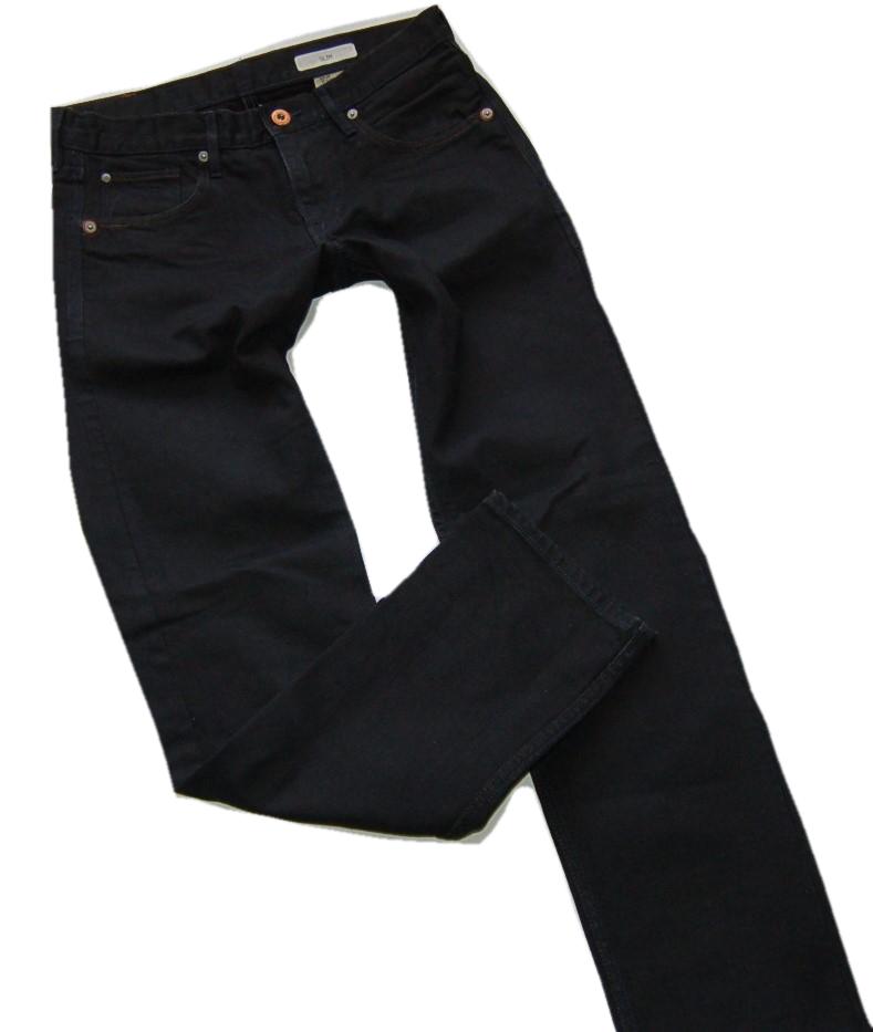 8D08_jeansy młodzeż.SLIM H & M 158cm/12-13l