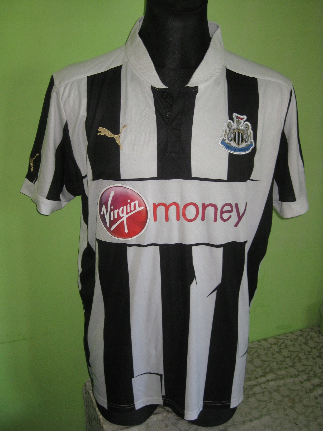 2012-13 Newcastle United Home Puma (L)
