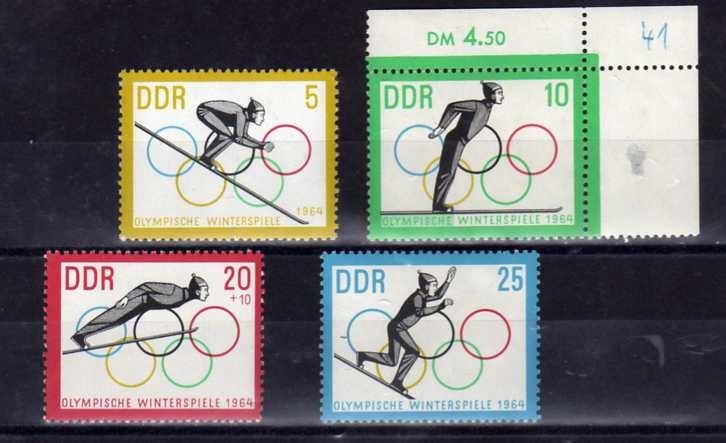 DDR - 1000-03 ** 1963 r.